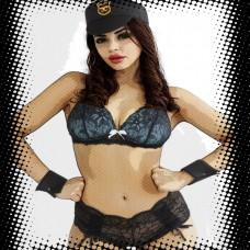 Policía Sexy XL