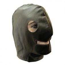 Mascara con ojos y boca