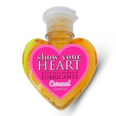 Aceite Lubricante Show Your Heart Caramel