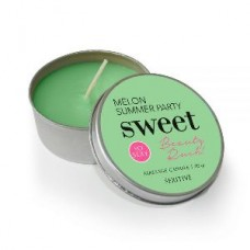 Sweet Massage Candle Melon Summer Party
